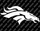 Denver Broncos v1 Decal FREE US SHIPPING on eBay