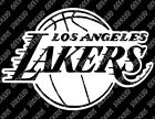 Los Angeles Lakers v1 Decal FREE US SHIPPING on eBay