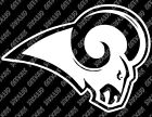 Los Angeles Rams v1 Decal FREE US SHIPPING $15.0 USD on eBay
