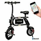 New - SWAGTRON SwagCycle E-Bike Folding Electric Bicycle with 10 Mile Range New!
