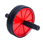 No-noise Fitness AB Roller With Mat Gym Strength Training Abdominal Wheel 3Color