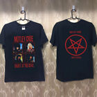 RARE!! MOTLEY CRUE Shout At The Devil 1983 - T shirt TOP  USAsz