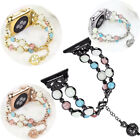 Luminous Night Pearl Bracelet Strap For iWatch Band Series 4 3 2 1 44/40mm image
