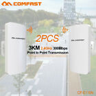 COMFAST 2KM Mini Outdoor CPE 300Mbps 2.4G Wireless Access Point WiFi Repeater