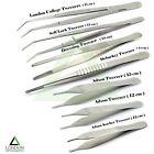 Dental Cotton and Dressing Tweezers Suture Pliers Surgical Forceps Lab
