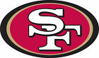 San Francisco 49ers Full Color Vinyl Decal / Sticker 4 Sizes