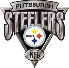 Pittsburgh Steelers Full Color Vinyl Decal / Sticker 4 Sizes