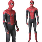 Spider-Man Into the Spider-Verse Miles Morales Spiderman Suit Cosplay Costume