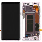 LCD Display Touch Screen Digitizer Assembly Frame For Samsung Galaxy Note 9 8 5