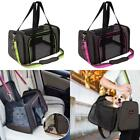 Dog Cat Travel Carrier Crate Airline Approved Bag Travel Collapsible Up to 15Lbs