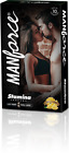Manforce Stamina Pineapple Dotted,Ribbed,Lubricated Condoms Free Shipping