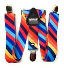 Spirius Boys Girls Junior Kids BRACES SUSPENDERS FANCY DRESS SUITS Y-SHAPE