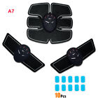 Smart EMS Electric Pulse Treatment Massager Abdominal Muscle Trainer Wireless US