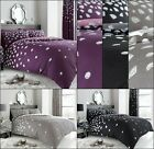 4 PCS New Complete Bedding Set Duvet Cover With + 2 Pillowcase + 1 Fitted Sheet