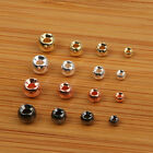 Kyпить Tungsten Beads 100 High Quality Beads Gold Silver Nickle Copper Black Nickle на еВаy.соm