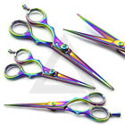 Pro Barber Scissors Hairdressing Shears Hair Cutting Salon Razor Edge Sharp