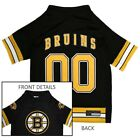 Boston Bruins Pet Jersey NHL clothes for Dog / Cat Sizes XS-XL $24.76 USD on eBay