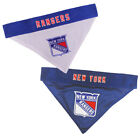 New York Rangers Dog / Cat Reversible Bandanas SM/MD & LG/XL NHL $13.86 USD on eBay