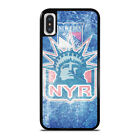 NEW YORK RANGERS NYR iPhone 5/5S/SE 6/6S 7 8 Plus X/XS Max XR Case Cover $15.9 USD on eBay