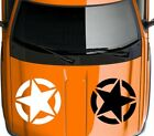 US USA American Army Military 5 Point Star Graphic Vinyl Decal Sticker V6 $5.95 USD on eBay