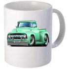 1954 Ford F100 Pickup Truck Coffee Mug 11oz 15 oz Ceramic NEW image