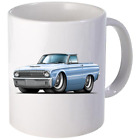 1960-63 Ford Ranchero Truck Coffee Mug 11oz 15 oz Ceramic NEW image