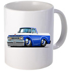 1961 1962 Ford F100 Pickup Truck Coffee Mug 11oz 15 oz Ceramic NEW image