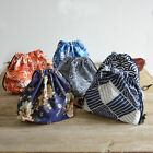 Creative Japanese Style Travel Storage Lunch Bag Outdoor Picnic Tea Sets Bag