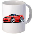 2005-09 Ford Mustang Convertible Coffee Mug 11oz 15 oz Ceramic NEW image