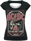 AC/ DC About To Rock 1981 T-Shirt schwarz