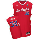 Adidas Mens Los Angeles Clippers Blake Griffin Red Replica Road Jersey