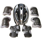 7Pcs/Set Boys Girls Kids Safety Helmet & Knee & Elbow Pad for Cycling Skate Bike