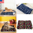 US Pet Washable Home Blanket Large Dog Cat Beds Cushion Mattress Kennel Soft Mat