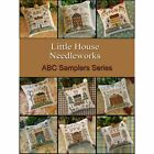 ABC Samplers Series Little House Needleworks Cross Stitch Pattern