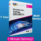 Bitdefender Total Security 2019 - 1 Years | Download Link | (1 Minute Delivery) <br/> Big DISCOUNT! *** Fast Shipping *** 1 Minute Delivery
