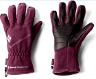 Black Diamond Women's Wind Fleece Gloves Liner Series - Wine - S or L - $50