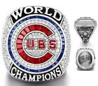 2016 Chicago Cubs World Series Championship Ring Baez Bryant Rizzo Zobrist S8-14