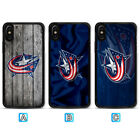 Columbus Blue Jackets Phone Case For Apple iPhone X Xs Max Xr 8 7 Plus 6 6s $4.49 USD on eBay