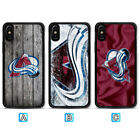 Colorado Avalanche Phone Case For Apple iPhone X Xs Max Xr 8 7 Plus 6 6s $4.99 USD on eBay