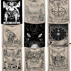 Внешний вид - Tarot Card Tapestry Wall Hanging Astrology Divination Bedspread Yoga Beach Mat