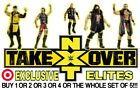 WWE Elite Collection Mattel NXT Takeover Series 4 Target Exclusive Sold Out!!