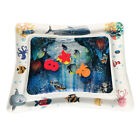 Baby Water Play Mat Inflatable For Infants Toddlers Fun Tummy Time Play Activity