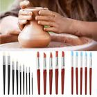 Silicone Rubber Clay Sculpting Set Wax Carving Pottery Tools Polymer Modeling JS image