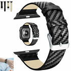 Creative Fiber Carbon Strap Watch Band Bracelet FR Apple Watch Series 38 40 44mm image