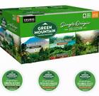 Green Mountain Coffee Organic Variety Pack Keurig K-Cups Pods ** LIMITED EDITION