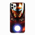 Iron Man Marvel hard case cover for phone models iPhone XS X max 7 8 Plus Huawei