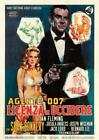 James Bond Poster//Vintage James Bond Movie Poster//Italian Release Movie Poster $27.98 USD on eBay