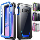 For Samsung Galaxy S10e Case,Poetic Shockproof Cover [Scratch Resistant Back]