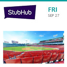 Baltimore Orioles at Boston Red Sox Tickets - Boston