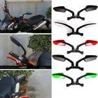 Motorcycle Rearview Side Mirrors Universal for Scooter Buggy Taotao GY6 Bike $17.5 USD on eBay